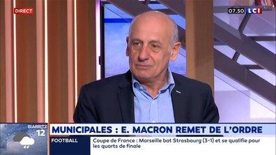 """L'édito Aphatie : """"Il n'y a plus de problèmes à Biarritz, il n'y a plus de ministre candidat non plus"""""""