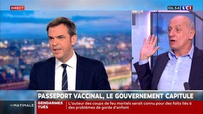 """L'édito Aphatie : """"La faiblesse du gouvernement est inouïe"""""""