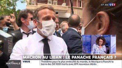 """L'édito politique : """"Emmanuel Macron démontre qu'il est un sauveur à l'étranger"""""""