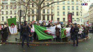 L'élection présidentielle algérienne toujours aussi contestée