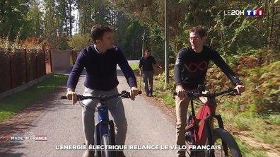 L'énergie électrique relance le vélo Made in France