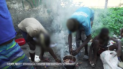 "L'enfer des enfants ""sorciers"" à Kinshasa"