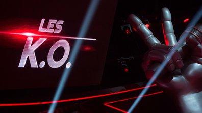LES K.O. Après les auditions à l'aveugle, place à la nouvelle épreuve tant redoutée par les coachs : RDV Samedi 6 avril sur TF1 !