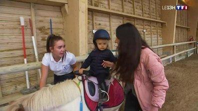L'équitation, un loisir bénéfique pour les enfants