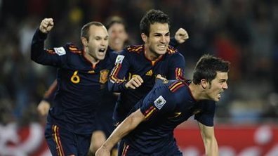 L'Espagne a tremblé