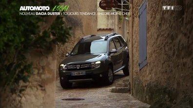 Essai Vidéo : le nouveau Dacia Duster 2013 restylé !