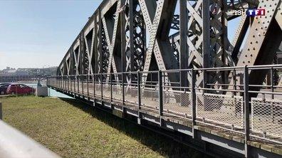 L'étonnant pont Colbert de Dieppe vient d'être classé aux Monuments historiques