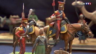L'étonnante histoire des petits soldats Historex