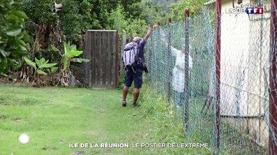 L'étonnante tournée du facteur du cirque de Mafate à l'île de La Réunion