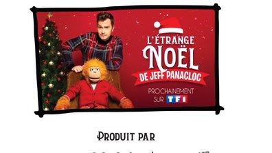 Jeff Panacloc et Jean-Marc débarquent sur TF1 pour un Noël complètement givré