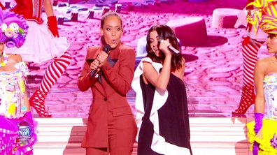 "Jenifer et Amel Bent ""White Christmas"""