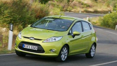 Ford France a explosé ses ventes en novembre