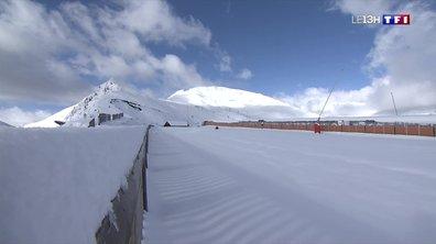 L'hiver arrive dans les Pyrénées