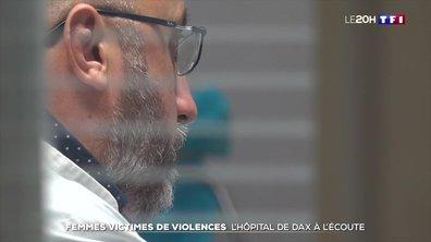 L'hôpital de Dax à l'écoute des femmes victimes de violences conjugales