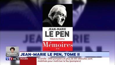 L'humeur de Beaugrand : Jean-Marie Le Pen, tome II