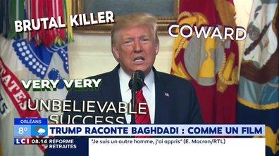 L'humeur de Beaugrand : la mort d'al-Baghdadi, raconté comme un film par Trump