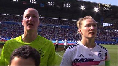Allemagne - Suède : Voir l'hymne allemand en vidéo