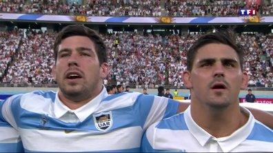 Angleterre - Argentine : Voir l'hymne argentin en vidéo