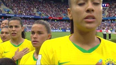 France - Brésil : Voir l'hymne brésilien en vidéo