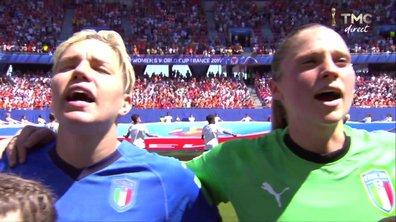 Italie - Pays-Bas : Voir l'hymne italien en vidéo