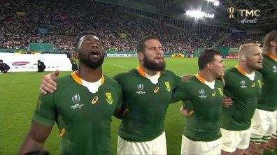 Afrique du Sud - Canada : Voir l'hymne sud-africain en vidéo