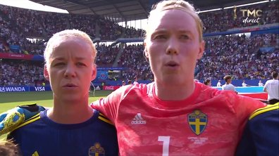 Allemagne - Suède : Voir l'hymne suédois en vidéo