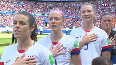 USA - Pays-Bas : Voir l'hymne américain en vidéo