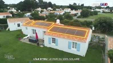 L'Île d'Yeu, laboratoire du tout énergie solaire
