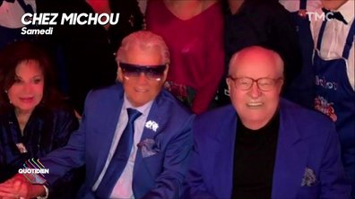 L'image du jour d'Azzeddine Ahmed-Chaouch : Jean-Marie Le Pen prépare sa défense