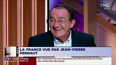 L'image du jour de Julien Bellver : la vie normale de Jean-Pierre Pernault