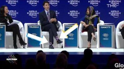 L'image du jour de Lilia Hassaine : l'instant style du Premier ministre canadien, Justin Trudeau