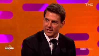L'image du jour de Yann Barthès : Tom Cruise, Mission invincible