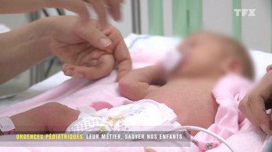 L'impressionnante crise de tremblements d'un nourrisson