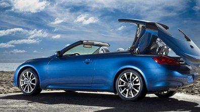 Infiniti G37 Cabrio : les tarifs