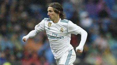 Real Madrid - Modric : fin du rêve pour l'Inter Milan