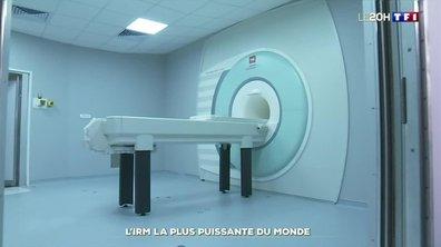 L'IRM la plus puissante du monde