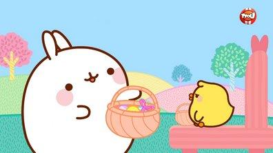 Molang - L'oeuf de Pâques