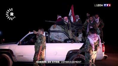 L'offensive turque sème le chaos dans le nord de la Syrie