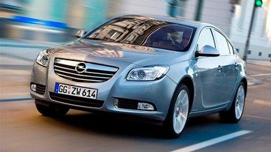 Opel Insignia ecoFLEX : économique et écologique