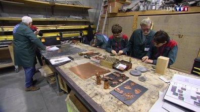 """""""L'Outil en Main"""" initie les jeunes au métier de l'artisanat"""