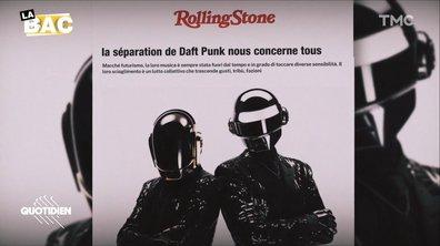 La BAC : Daft Punk, l'épilogue d'une légende