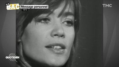 La BAC : dans le secret de Françoise Hardy