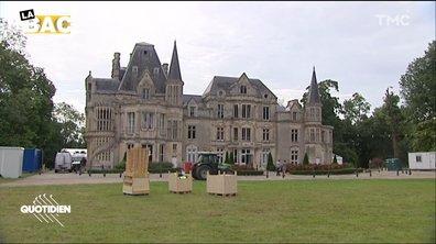 La BAC : Hérouville, le château mythique du rock