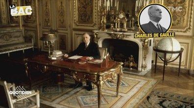 La Bac : le bureau signé Pierre Paulin de Roselyne Bachelot, ou comment le mobilier devient symbole politique