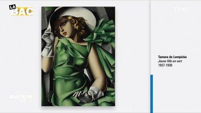 La BAC: le Centre Pompidou met les femmes artistes à l'honneur dans un cours virtuel