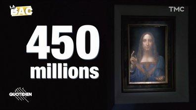 La BAC - Les révélations dingues autour du Salvator Mundi : et si le tableau le plus cher du monde était faux ?