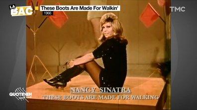 La BAC : Nancy Sinatra, inoubliable icône des Sixties