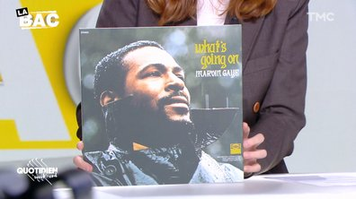 "La BAC : ""What's going on"" de Marvin Gaye sacré meilleur album de tous les temps"