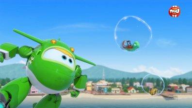 Super Wings - La baguette à bulles