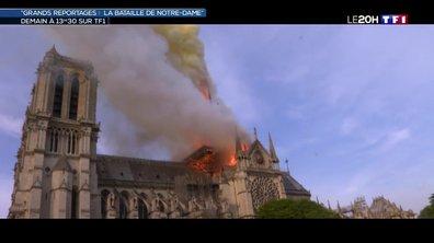 """""""La bataille de Notre-Dame"""" sur TF1 ce samedi à 13h30"""